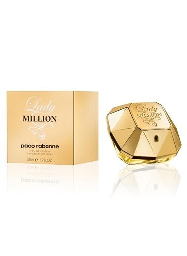 Paco Rabanne  Lady Million Edp 50Ml Kadın Parfüm Renksiz